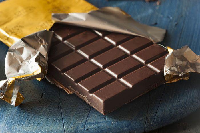 choklad varje dag