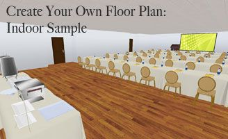 Events Clique Free Online 3d Wedding Planning Event Planning And Space Planning Software How To Plan Design Event Planning