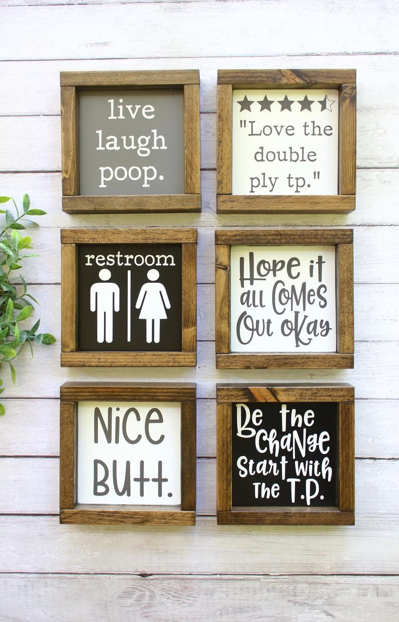 Please Seat Yourself Sign Bathroom Signs Etsy Bathroom Decor Signs Bathroom Signs Rustic Bathroom Decor
