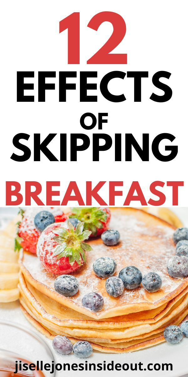 12 Reasons Why Breakfast Is Important