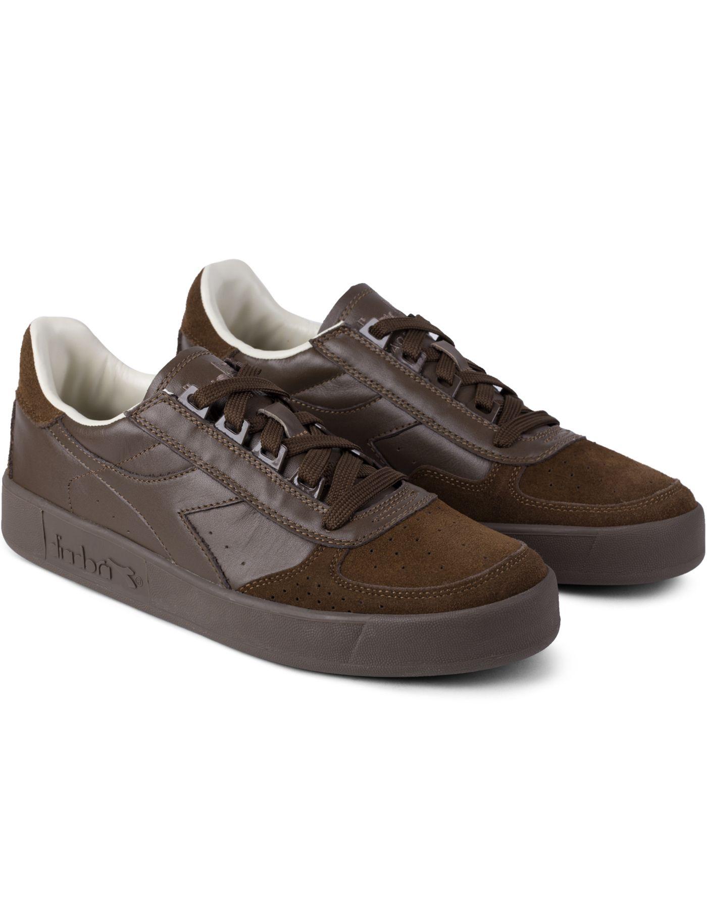 DIADORA - Brown B.Elite S ITA Sneakers   HBX