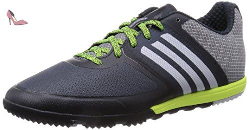adidas Ace 16.3 Primemesh TF, Chaussures de Football Homme, Vert/Rose/Noir (Versol/Rosimp/Negbas), 43 1/3 EU