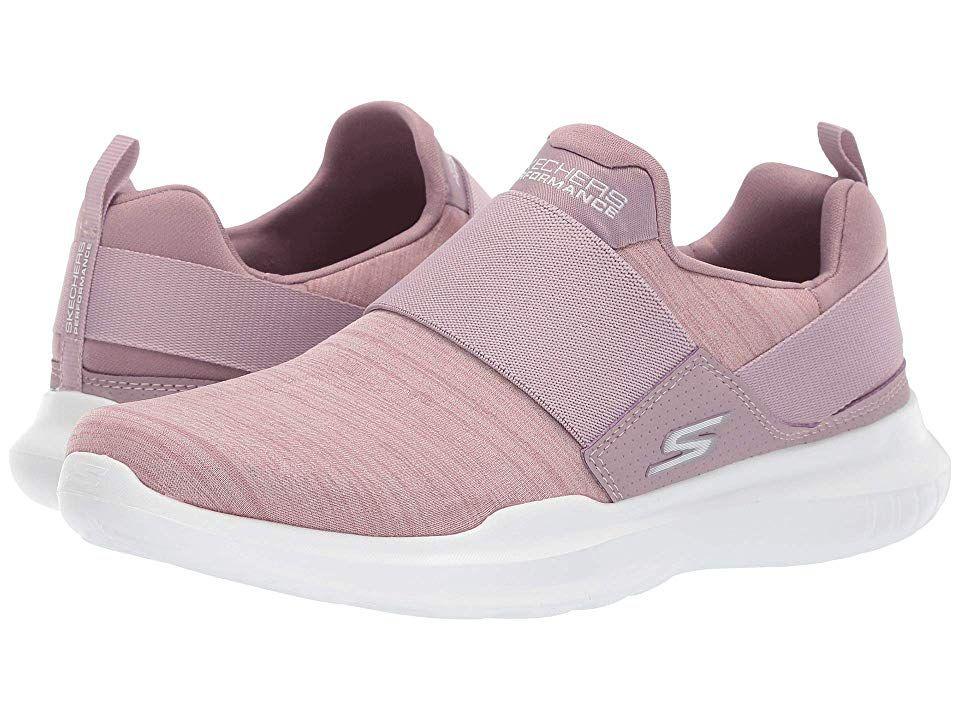 SKECHERS Go Run Mojo Women's Shoes Mauve | Skechers
