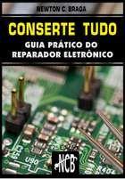 Eletrônica Básica eBook by Newton C. Braga #logicboard