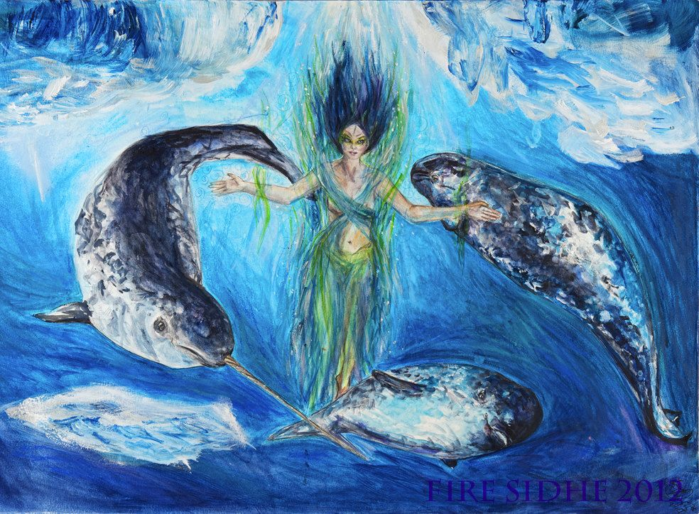 sedna the great inuit goddess - Google Search | Tattoos ...