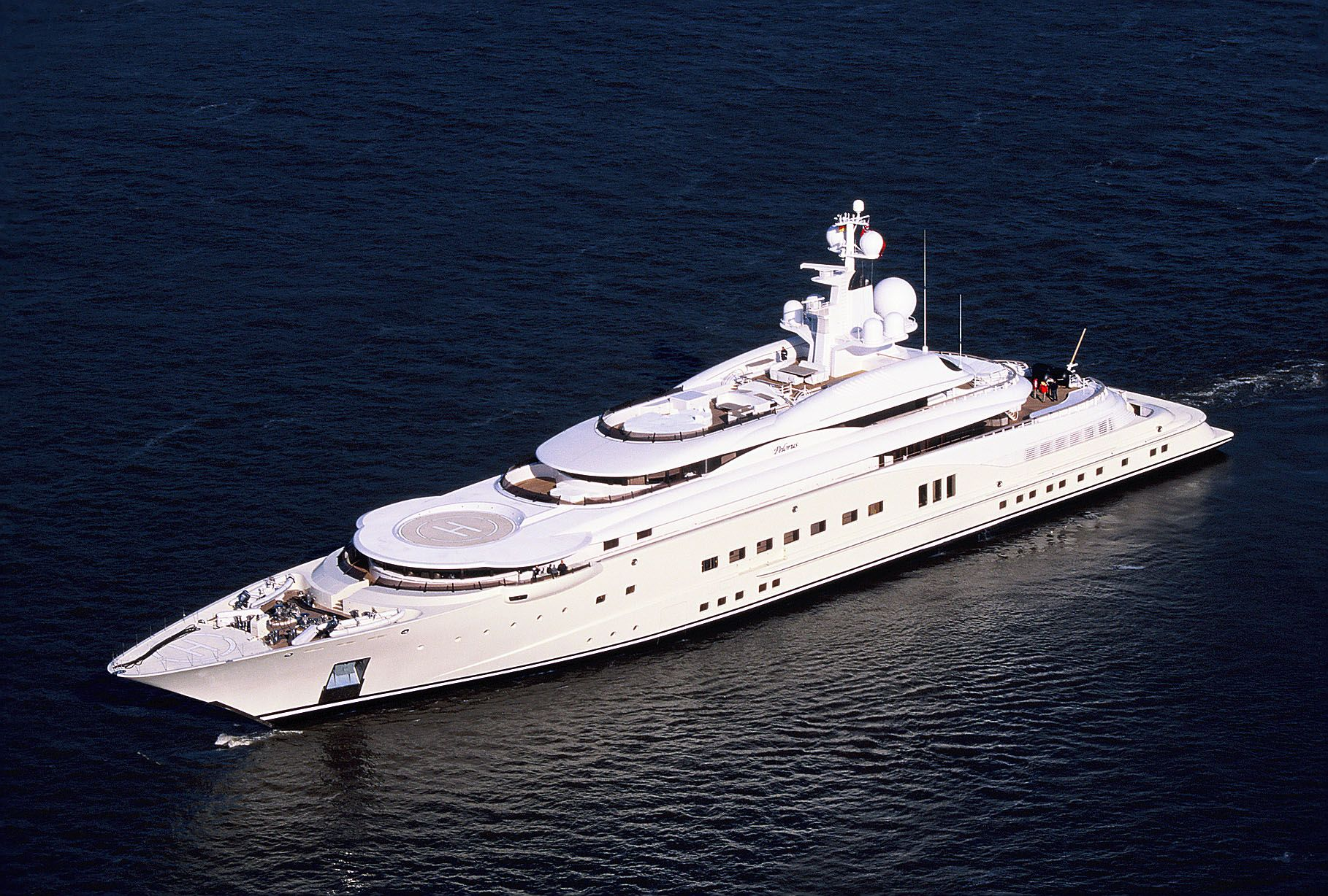 The Eclipse: The Most Expensive Yacht Ever | Industry Leaders Magazine - March 31, 2013