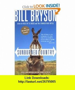 In A Sunburned Country Ebook