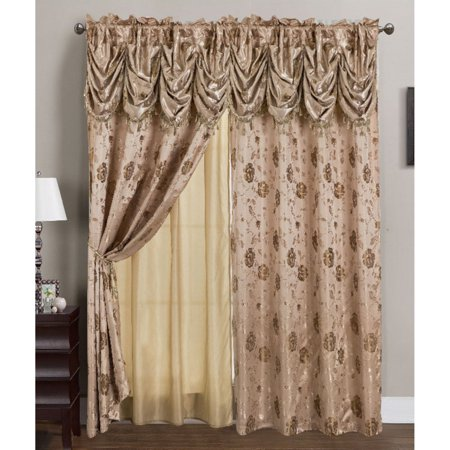 Home Panel Curtains Rod Pocket Curtains Curtains
