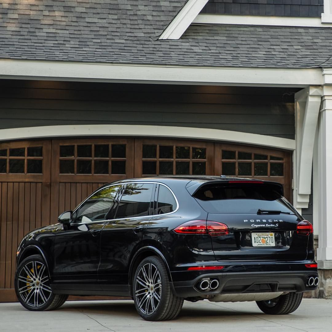 2018 Porsche Cayenne Car And Driver Caranddriver On Instagram The Porsche Cayenne Turbo Is An Over The Top Crossov Cayenne Car Cayenne Turbo Porche Car