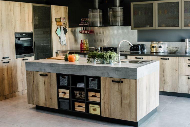 Cuisine italienne - un nouveau concept store  La Maison des Archis