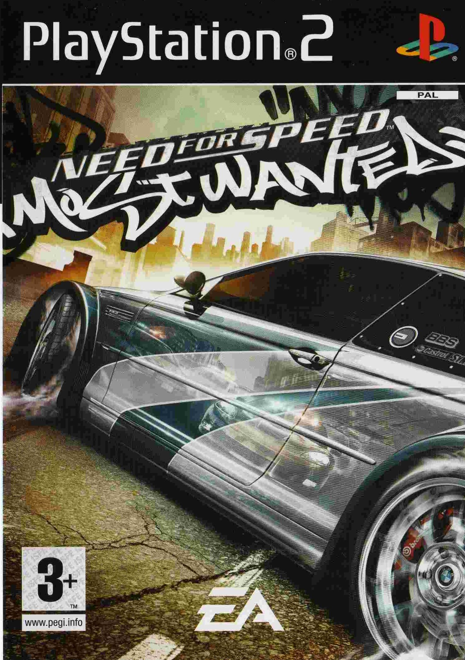 Need For Speed Most Wanted Ps2 Xbox 360 Games Need For Speed