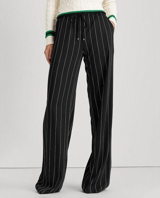Photo of Lauren Ralph Lauren – Pantaloni da donna ampi e fluidi