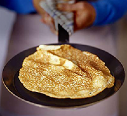 Pancake day pancakes american pancakes and food perfect pancakes recipe recipes bbc good food tried these they were a hit forumfinder Image collections