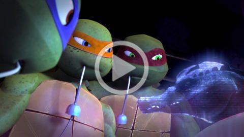 "Nickelodeon Video: Teenage Mutant Ninja Turtles: Into Dimension X!: ""Help for Leatherhead"""