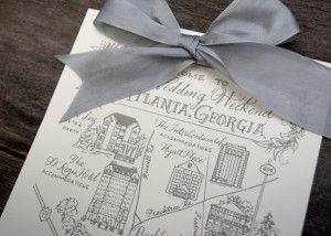 Grammarcy Fine Papers, Atlanta Georgia, Wedding Invitations