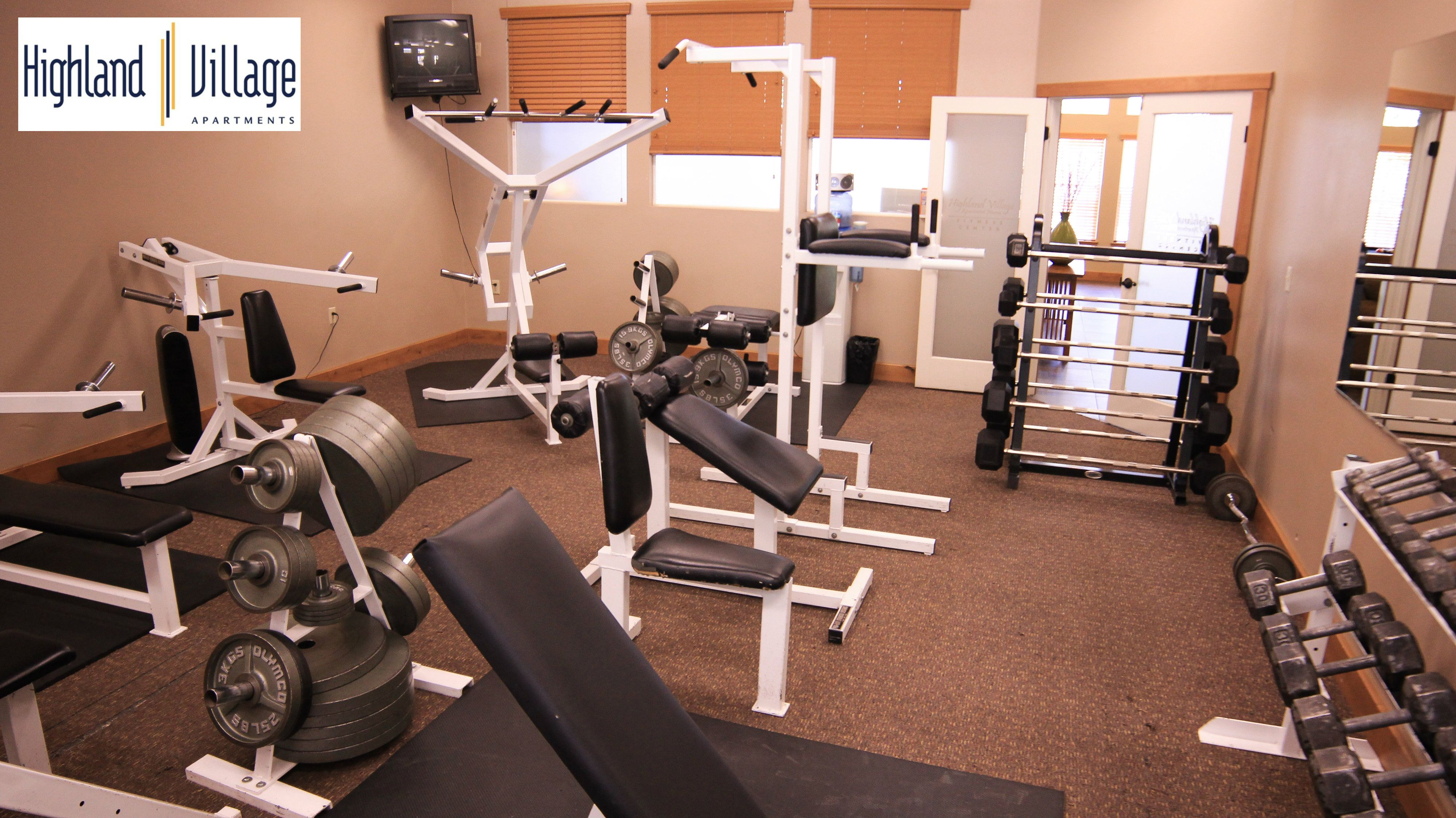Highland Village Apartments Fitness Center, Flagstaff, AZ