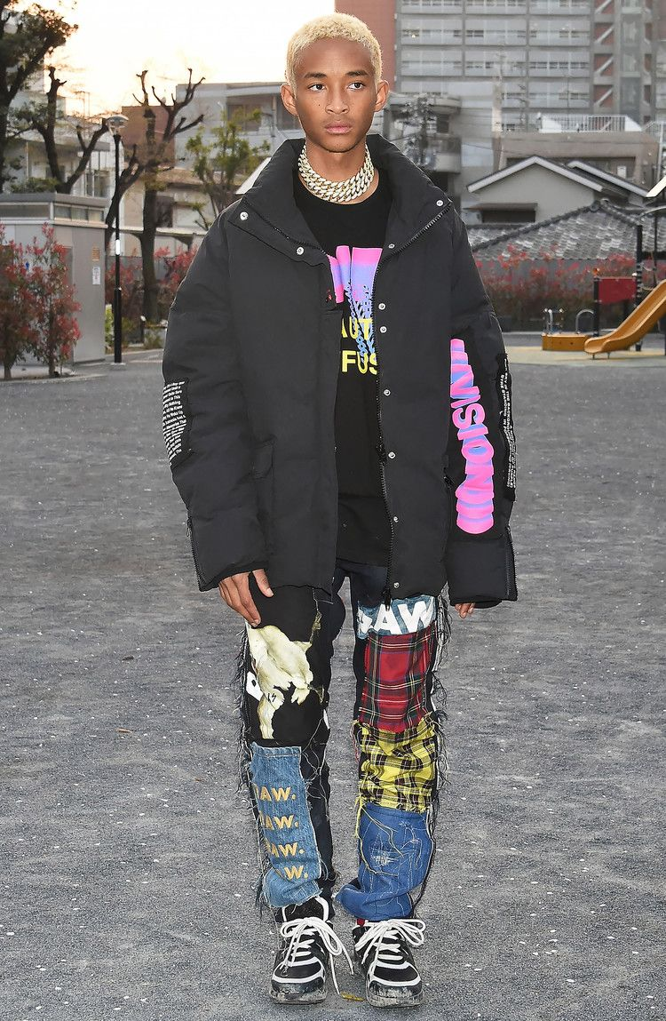 95f3c4471125 Jaden Smith Doesn't 'Categorize' Himself as 'Human': 'I'm My Own Thing'