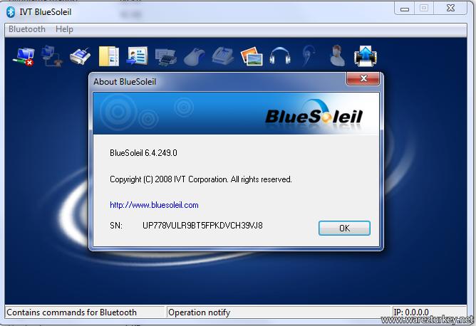 bluesoleil 6.4 275 keygen & activation