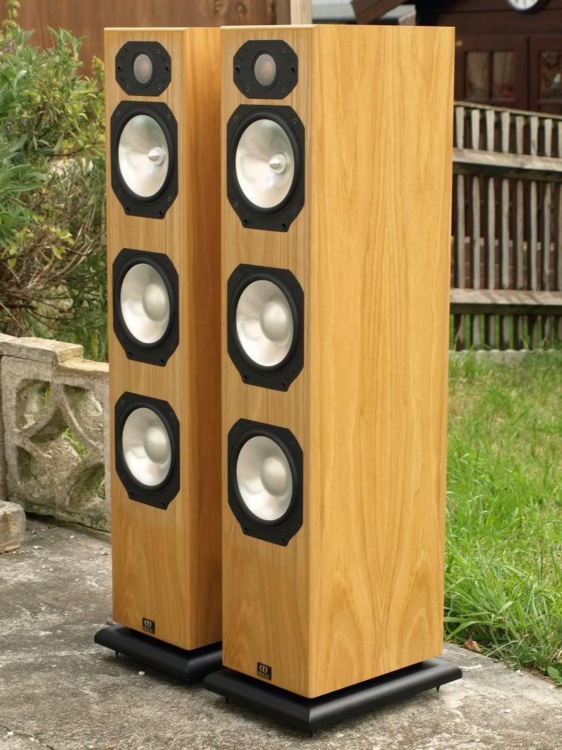 Monitor Audio Silver S8 Audiophile Speakers Bookshelf Hifi