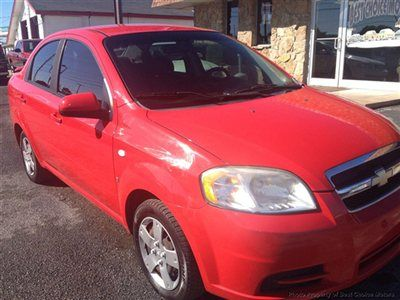 2008 Chevrolet Aveo Ls Sedan Click To See Full Size Photo Viewer