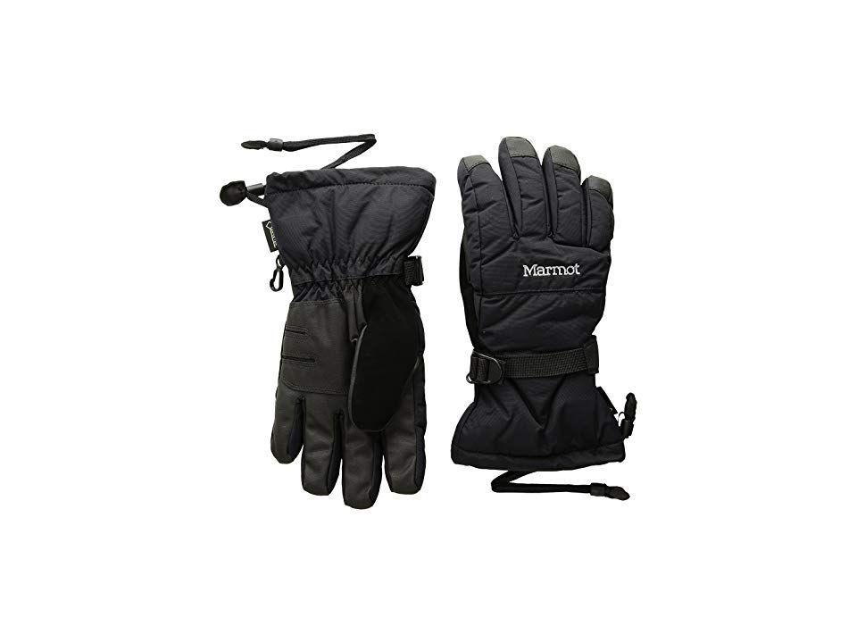 ba4eeffbd Marmot Granlibakken Gloves (Black) Ski Gloves. The Marmot ...