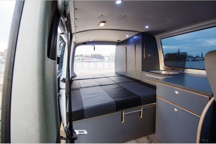 VW T5 Transporter Camper Sky, Von Privat Mieten In Hamburg