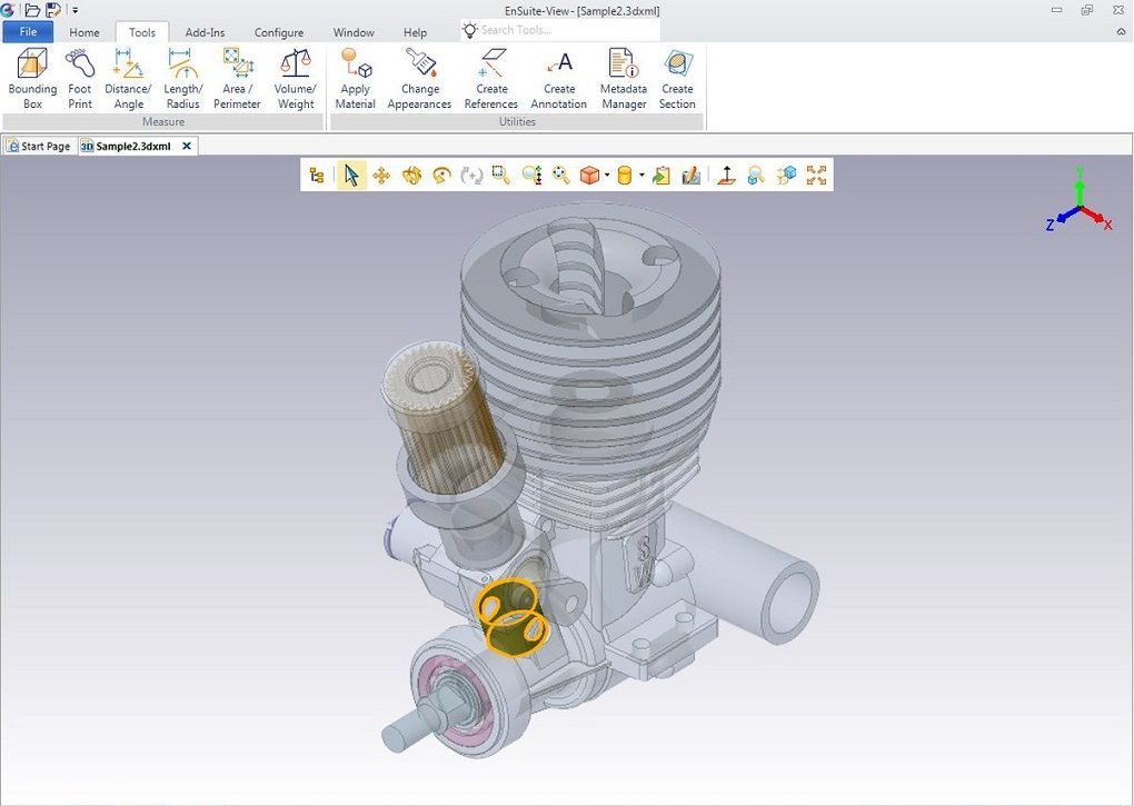 FridayFeeling Viewing #3D #CAD files is now easy | Software Products