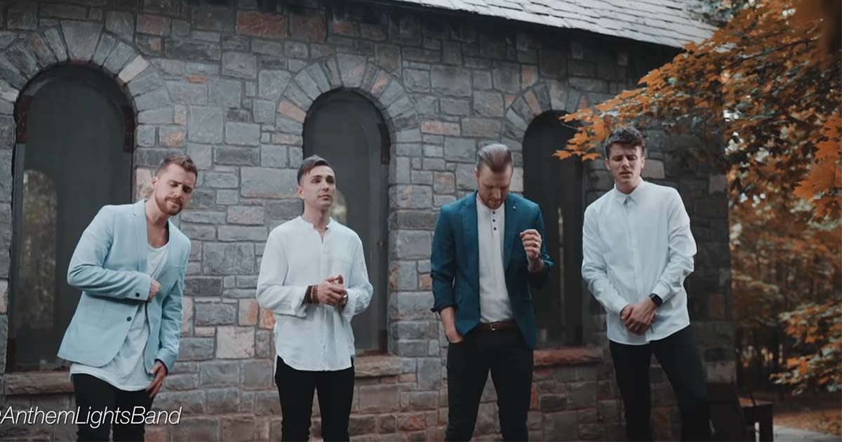 Vocal Group Singing Worship Mashup Will Truly Bless Your Day