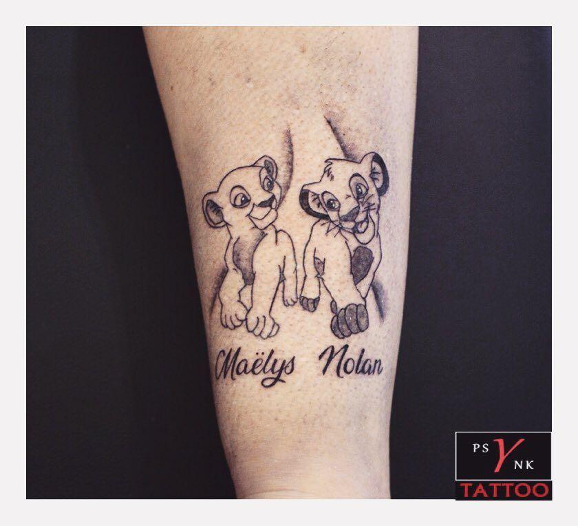 Simba Tattoo Vorlage Schone Best 25 Lion 10