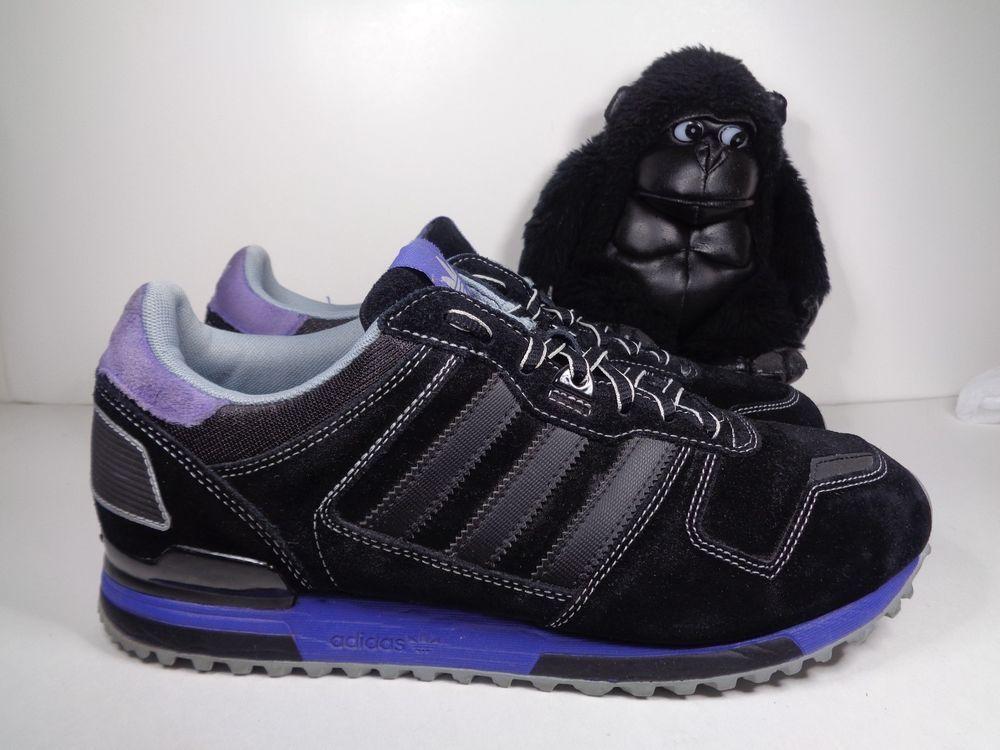 mens adidas 3 streifen scarpe da ginnastica taglia 10