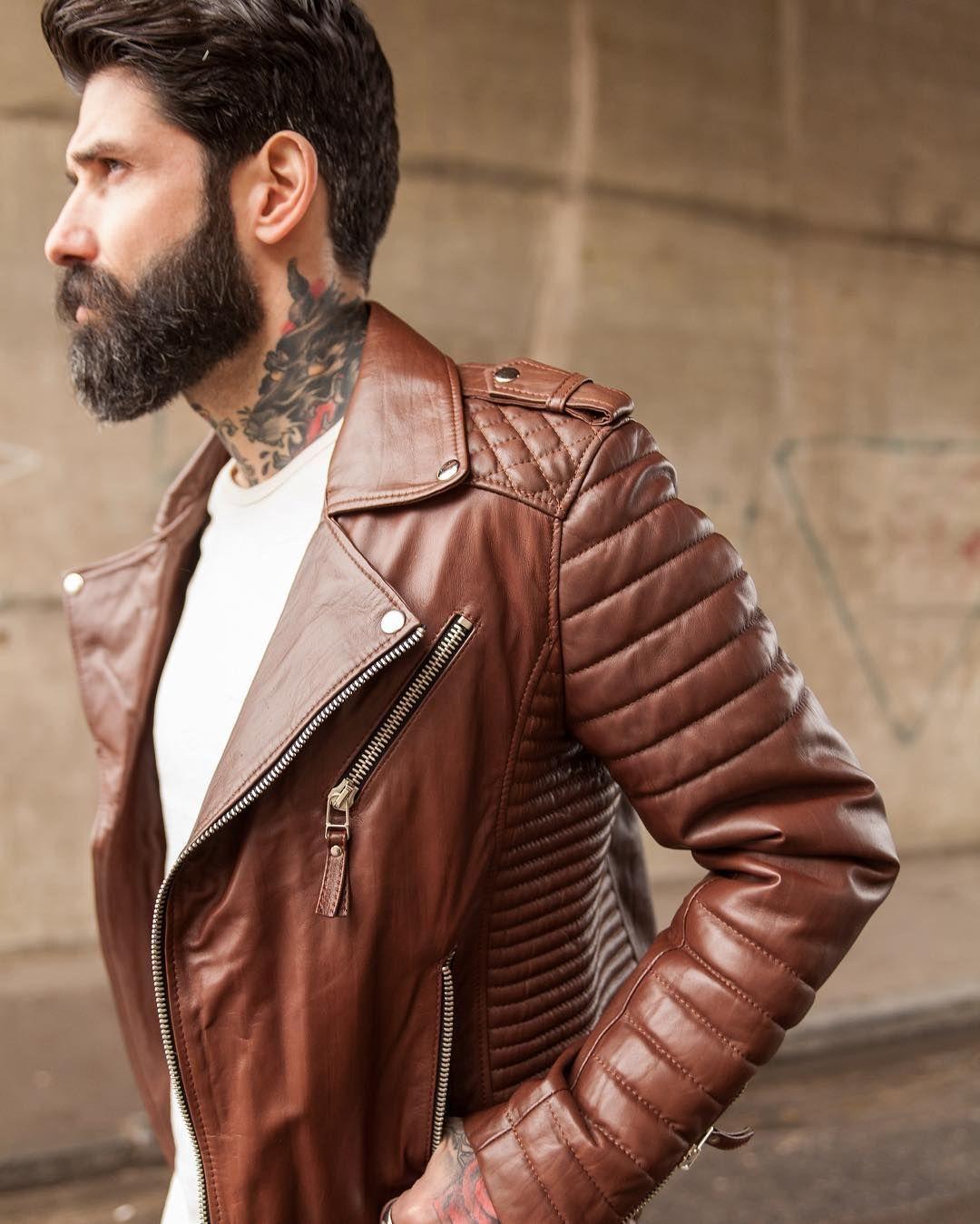 Carlos Costa On Instagram Happy Friday New Leather Kay Michaels Bodaskins Leatherjacket Fashion Jackets Men Fashion Leather Jacket Hipster Mens Fashion [ 1349 x 1080 Pixel ]