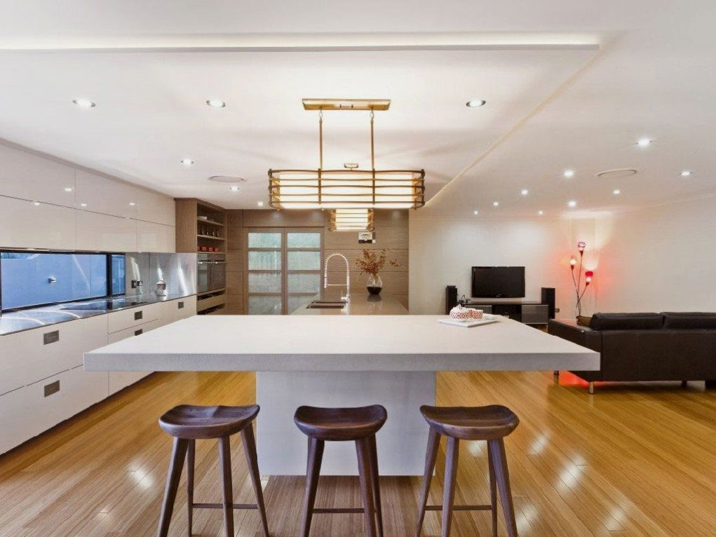 50 Awesome Kitchen Lighting Designs To