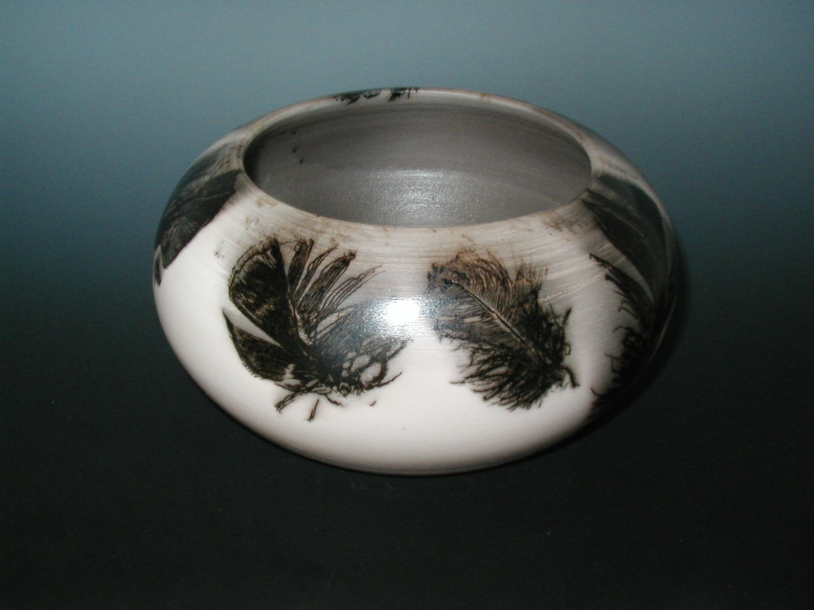Horse Hair Pottery Feathers Row 3 Column 1 Ceramics In