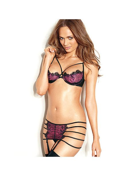 What that fredericks of hollywood midnight lingerie clearly opinion