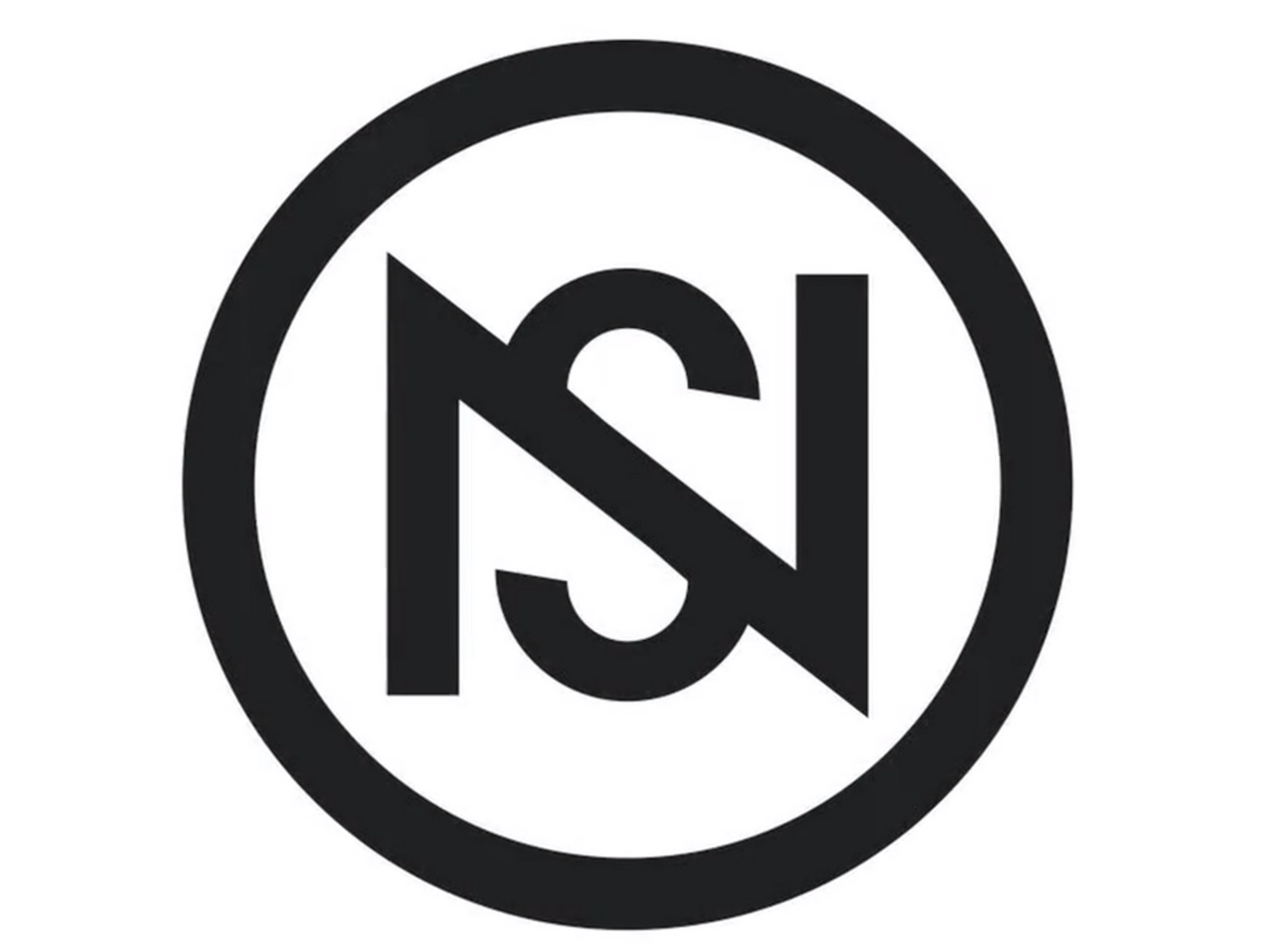 Nuits Sonores festival logo, design by Superscript²