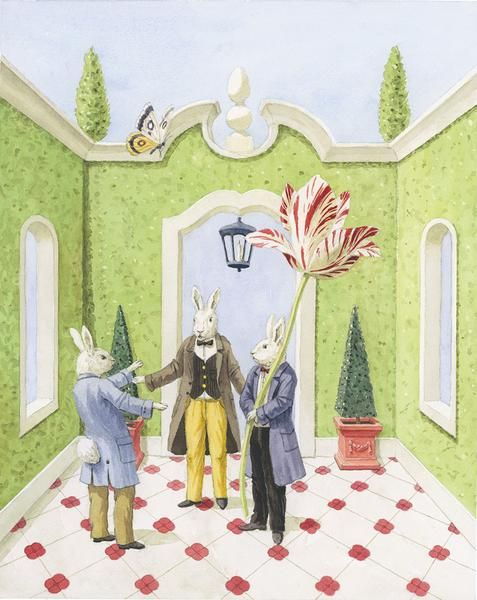 Photo of Rabbit Talk