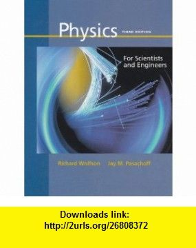 Physics for scientists and engineers 3rd edition 9780321035714 physics for scientists and engineers 3rd edition 9780321035714 richard wolfson jay fandeluxe Choice Image
