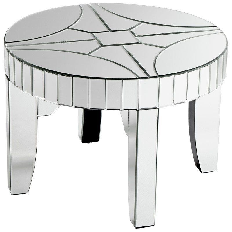 Cyan Design Rennay Side Table Gl Tables