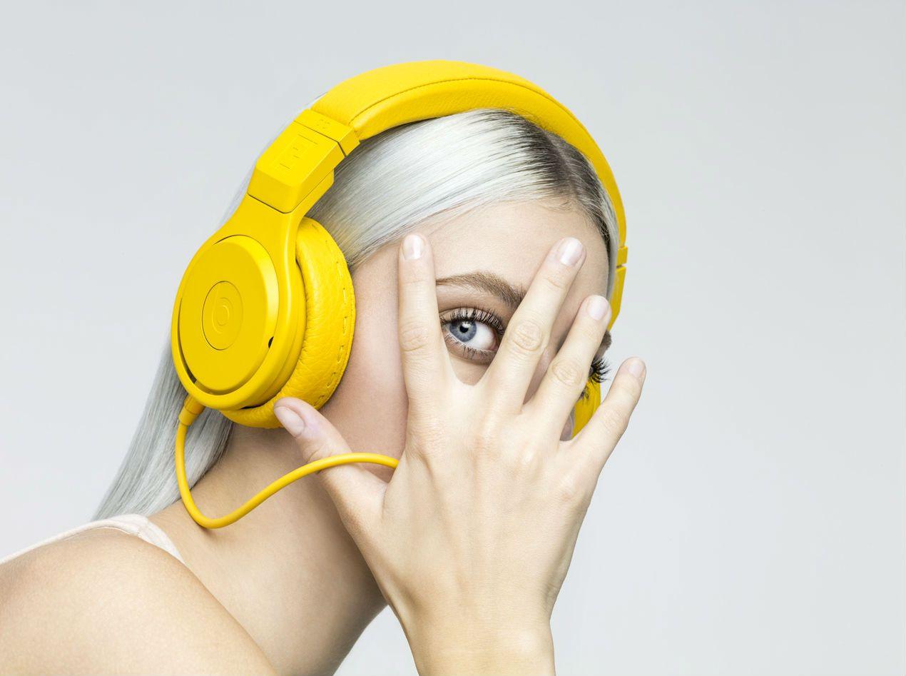 b14ad2a7316 The Beats x Fendi Pro Headphones with custom ocolor matched Fendi Selleria  case.