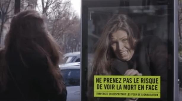 Campaña para respetar semáforos en rojo se vuelve viral