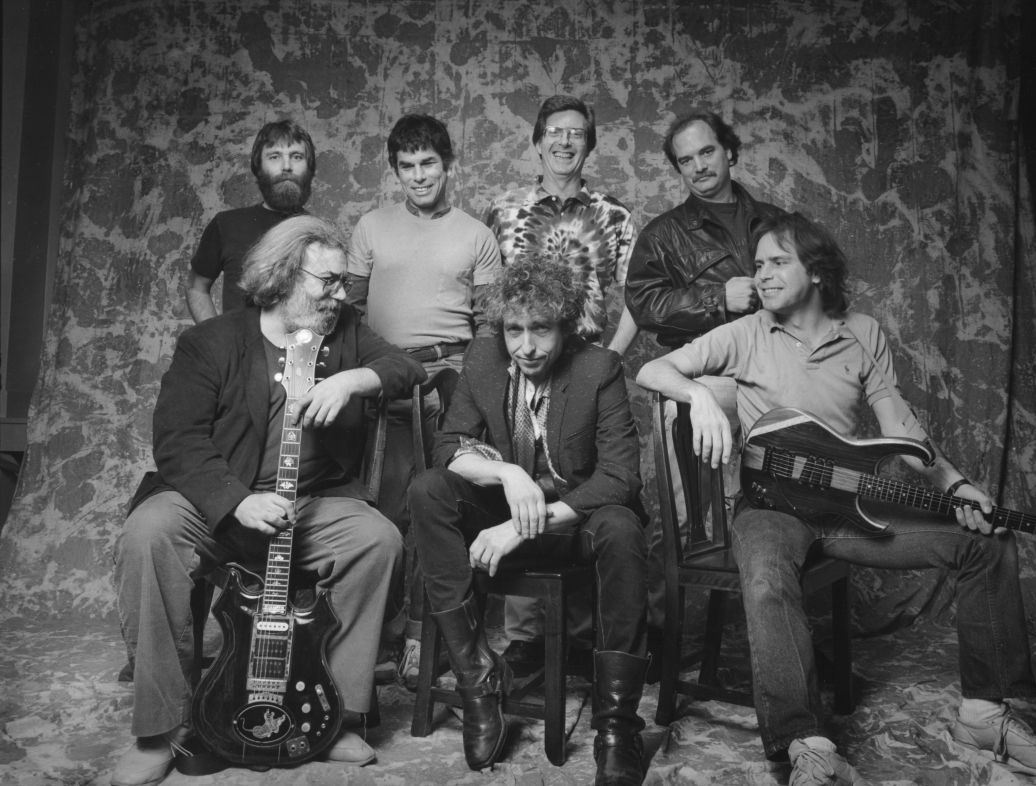 Instant Groove Bob Dylan Jamming With The Grateful Dead 87 Bob Dylan Grateful Dead Dylan