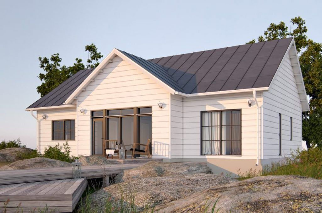 Scandinavian style log cabins and holiday lodges f