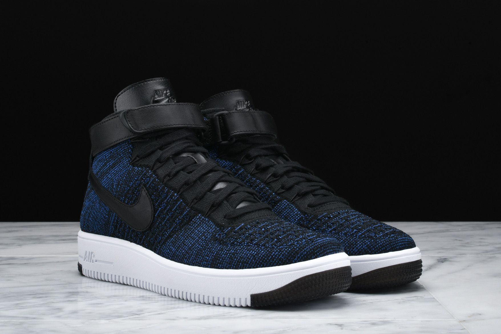 cheap nike air force 1 ultra flyknit blue