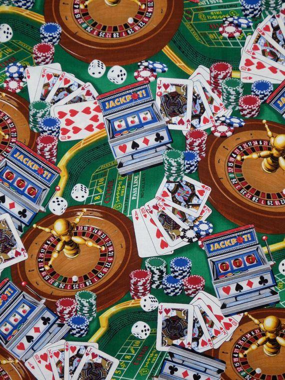 Casino print fabric osage casino ponca city oklahoma