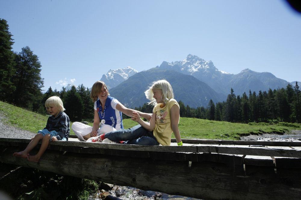 Familienurlaub in den Bergen im ROBINSON Club Schweizerhof/Schweiz