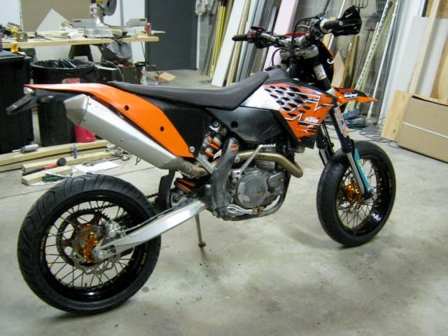 http://derestricted.com/motorcycles/ktm-supermoto-eicma | Ktm ...