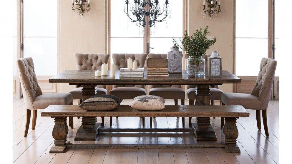 Nebraska 9 piece dining suite dining furniture dining for Dining room ideas australia