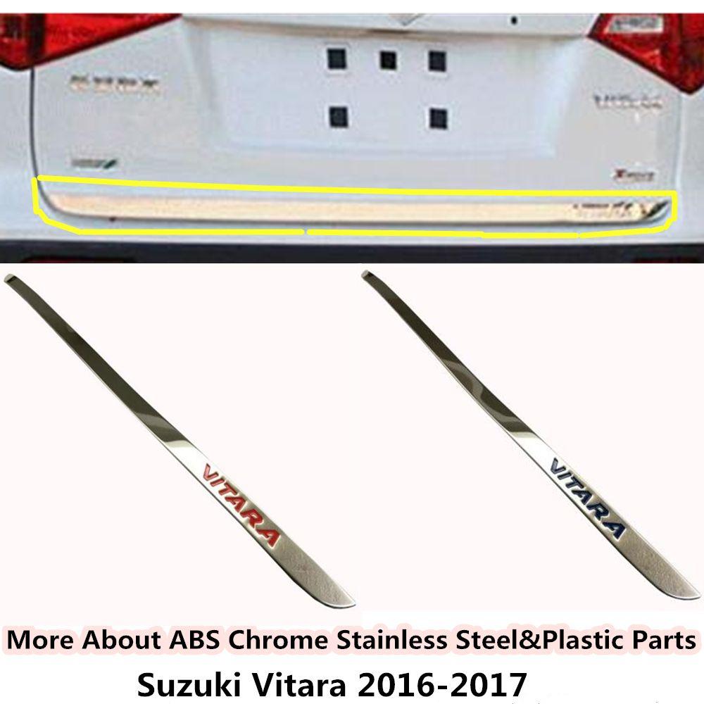 Hot sale for Suzuki Vitara 2016 2017 car Sticks body styling cover ...