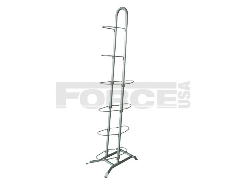 Force USA Medicine Ball Rack - 10 Ball Holder  Tidy storage for up to 10 Medicine Balls from Force USA.   For more info visit: http://www.gymandfitness.com.au/force-usa-medicine-ball-rack-10-ball-holder.html