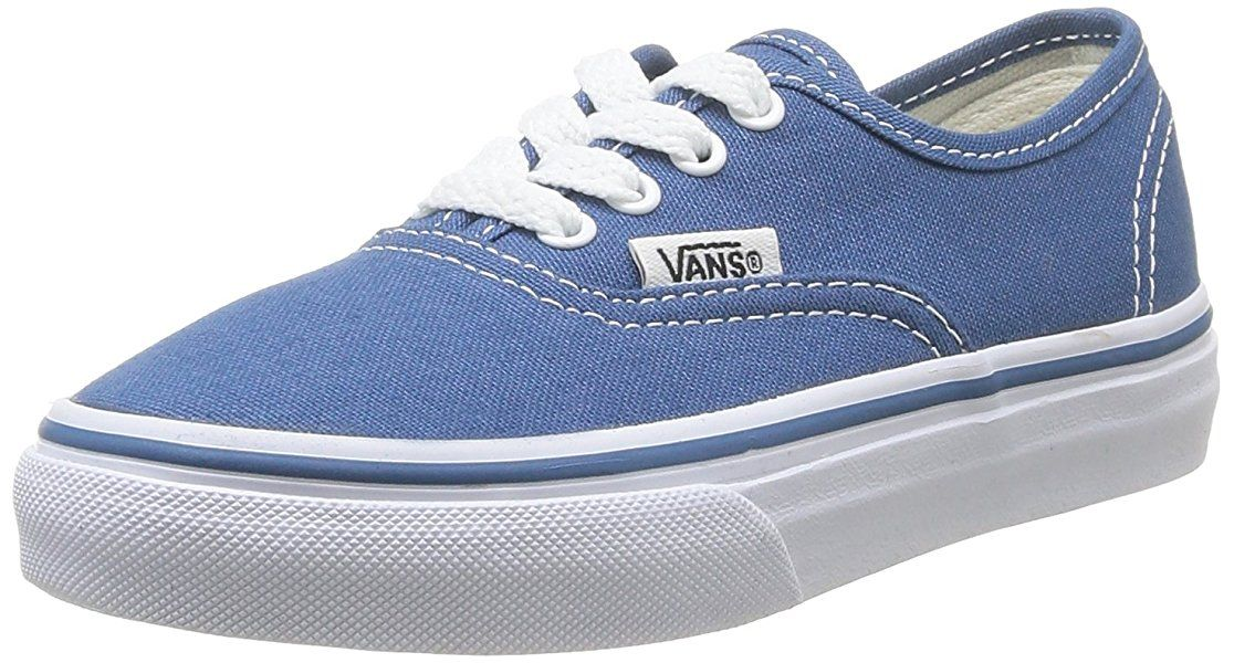 753beecceb Vans Authentic Classic Sneakers (Infant Toddler) Navy 7